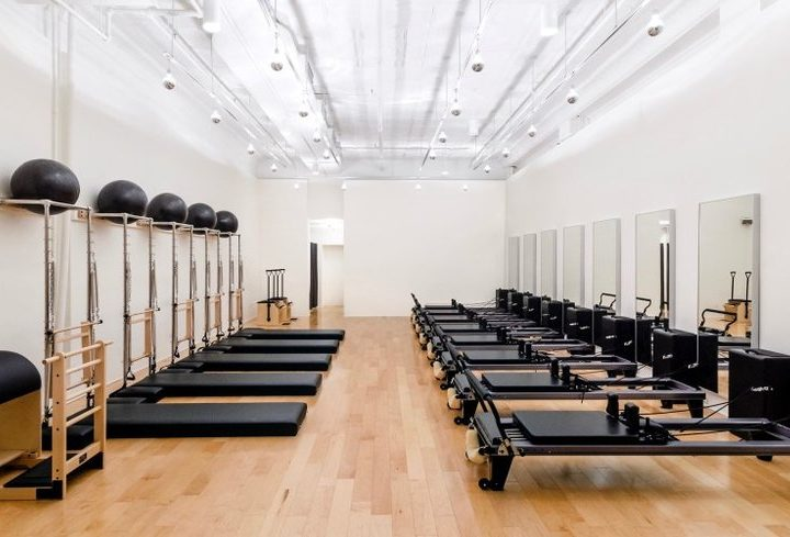 pilates studio Melbourne