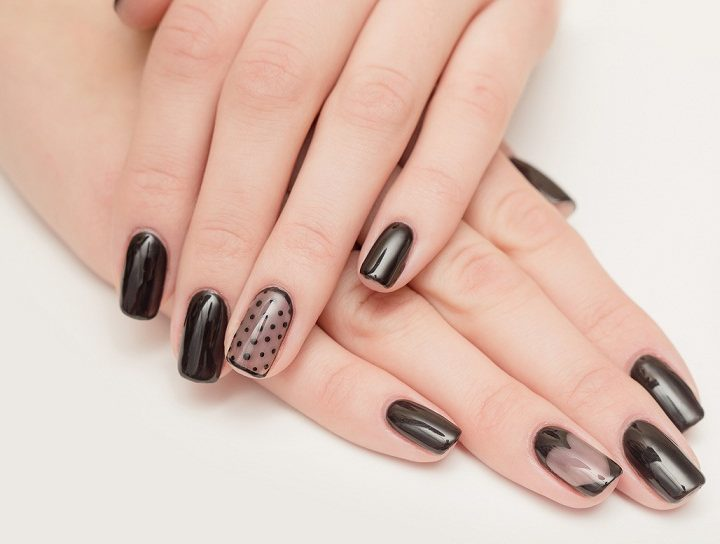 New style in nail art